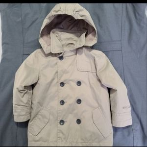 Kids Mexx fall jacket with removable hood